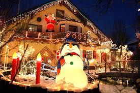 Am Haus Im Fenster Weihnachtsdeko Wann Muss Ich Den