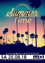 summertime – Macheins Club