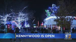 Kennywood Holiday Lights 2019