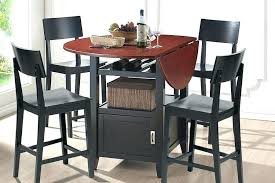 6 chair pub table set pub dining table sets fabulous round bistro table set bar round