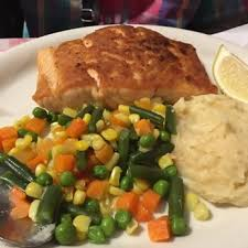 garden club restaurant. Photo Of Garden Club Restaurant - South San Francisco, CA, United States. Salmon
