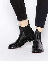 hudson london sophie black leather chelsea ankle boots women h by hudson callaghan brogues luxurious collection