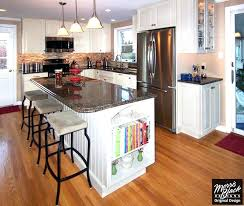 kraftmaid bartlett in maple dove white kitchen cabinets cabinet glass list