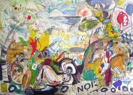 20th century art may fragance 150x200 cm