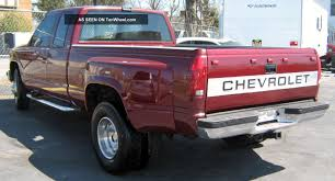 1989 Chevrolet Pickup - Information and photos - MOMENTcar