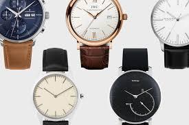 18 best dress watches for men hiconsumption