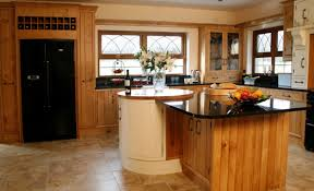 oak country kitchens. Exellent Country This Country Style Kitchen In Northwich Cheshire Is Made From A Mixture Of  Solid Oak And Painted Finishes For Oak Country Kitchens