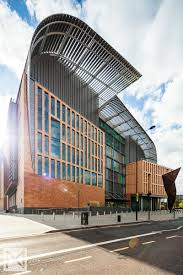 modern architectural photography. The Francis Crick Institute, St Pancras, London By HOK Architects © Nick Miners Modern Architectural Photography C