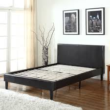 No Headboard Bed California King Platform Bed No Headboard Bath And Beyond Hours