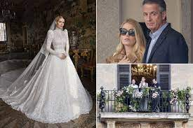 niece Lady Kitty Spencer marries ...