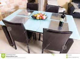 Table De Cuisine Moderne Verre Lover Easy Salon Algerie Tabl Rice