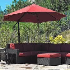 11 foot lighted patio umbrella elegant patio table umbrella table decoration ideas