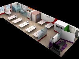 3d office design. 3D Office Design. Curve Studios Proposed Layout, By Kova 3d Design