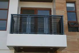 Latest Balcony Grill Design Front Balcony Steel Grill Design Balcony Railing Design
