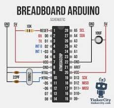 wiring diagram of the electronic components of the quadcopter diy DIY Quadcopter Schematics breadboard arduino wiring schematic