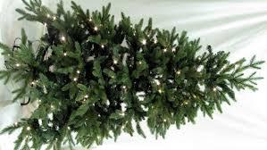 Shop GE 75ft Prelit Oakmont Spruce Artificial Christmas Tree Pre Lit Spruce Christmas Tree