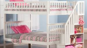 comely twins desk small home. Simple Small Unsurpassed Twin Over Full Bunk Beds Stairs Cascade Espresso Kids With  Archaiccomely Woodland Staircase Hayneedle Mastera On Comely Twins Desk Small Home A