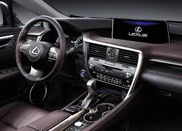 2018 lexus rx interior. simple 2018 2018 lexus rx 350h hybrid  interior in lexus rx