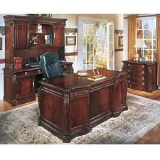 bordeaux cherry executive office group traditional office collection cherry office furniture