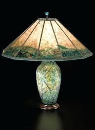 lamp glass shade art glass table lamp and mica lampshade fl illusion with pepper leaves and lamp glass shade