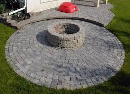 stone fire pit outdoor stone fire pit designs interior designs