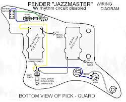 jazzmaster wiring mods jazzmaster image wiring diagram jazzmaster wiring diagram no rhythm circuit jazzmaster auto on jazzmaster wiring mods