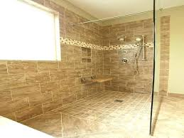 shower cool large walk in showers without doors a well designed looks seamless size big need walk in shower ideas services cool large