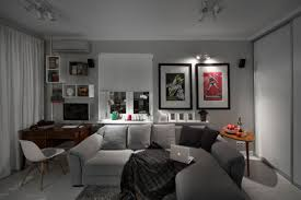 Bachelor Room Compact Bachelor Pad Captures All The Right Details In An Eclectic