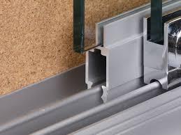 sliding glass door lock ideas