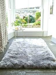 white faux fur rug white faux fur rug large luxury large faux fur rug best fluffy white faux fur rug