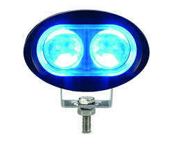 Light Blue B Comfl1 B Is Blue Forklift Led Safety Light Federal Signal