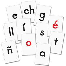 Really Good Stuff Pocket Chart Really Good Stuff Make A Word Student Pocket Chart Cards Spanish