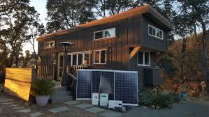 solar powered tiny house. The Quest For A Solar Powered Tiny House
