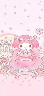 My melody wallpaper, Hello kitty iphone ...