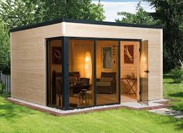 small outdoor office. Bungalow Design Cubilis Weka 300x380 Small Outdoor Office