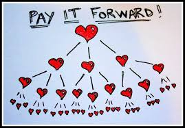 Pay It Forward Quotes Unique I Am Absolutely Thrilled To Work In A Pay It Forward Business
