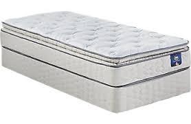 pillow top mattress twin. Serta Sertapedic Widefield Twin Mattress Set Pillow Top