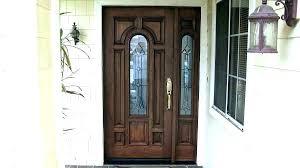 home depot wood entry doors wood front door with sidelights wood front door with sidelights s s