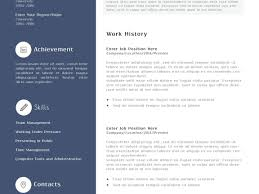 Career Objective Resume Sample Picture Ideas References