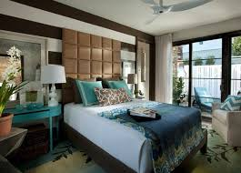 Brown And Blue Bedroom Ideas