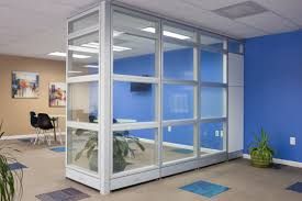 office wall divider. Modular Glass Room Divider, Office Partitions, Wall Divider | T-Configuration