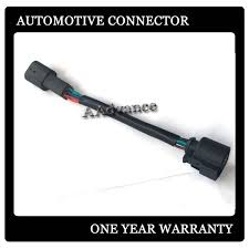 6 way male female connector wiring harness sleeve vdo to hemi 5 7l hemi stand alone wiring harness 6 way male female connector wiring harness sleeve vdo to hemi 5 7l, 6 1l adapter 2003 2012 in cables, adapters & sockets from automobiles & motorcycles on