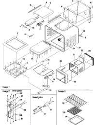 parts for amana arg7600ww p1143339nww range appliancepartspros com 03 cavity parts for amana range arg7600ww p1143339nww from appliancepartspros com