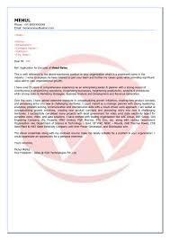 Sales Sample Cover Letter Format Download Cover Letter