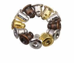 metal bullet earring back 200pcs plugging blocked rubber back diy earrings jewelry making accessories