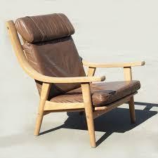 lounge chairs hans wegner. A082 - Hans Wegner Highback Lounge Chair. Chairs