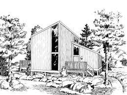 half moon modern mountain home plan 038d 0476 house plans and more Mountain House Plans Cost To Build modern mountainous design 4 Bedroom House Plans