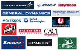 Resultado de imagen para Boeing, Lockheed Martin, General Atomics, General Dynamics y Raytheon