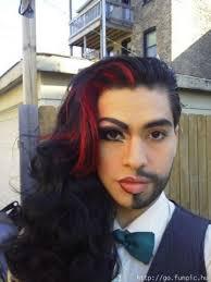 make up men look like women cosmopolitan i think the makeup artist did a great job