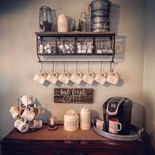 Blue Cow Kitchen And Bar Dream Home Coffee Bar Inspiration Spunkyrellacom Jars Hobby